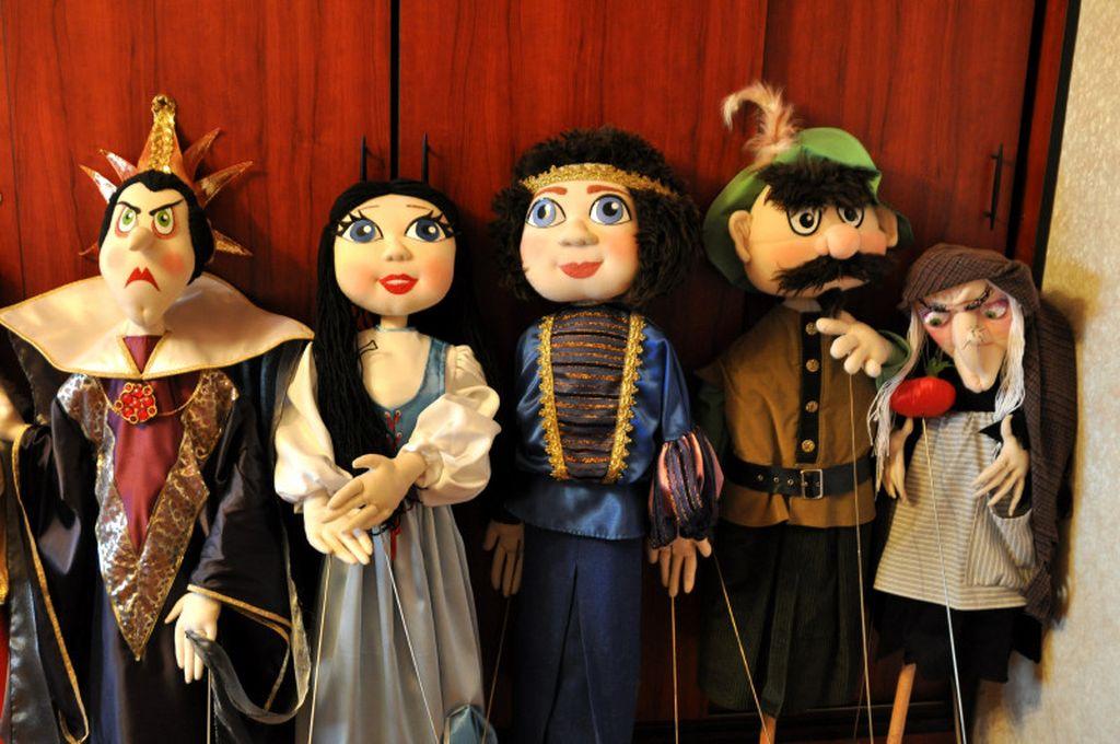 Premiile  Festivalului Internaţional al Teatrelor de Păpuşi şi Marionete Puck