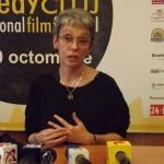 Oana Pellea la Cluj: Vine o generaţie foarte puternică de actori!