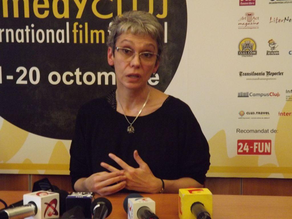 Oana Pellea, invitata Zilei Porților Deschise la Teatrul Național.  Vezi programul complet