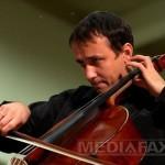 Concert cu muzică de Brahms, astăzi la Cluj, cu violoncelistul Răzvan Suma