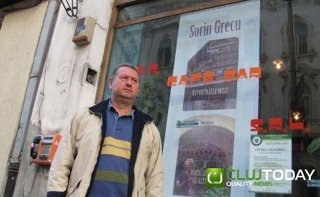 Poetul clujean Sorin Grecu lansează deasupra Morgii un nou volum de poezie