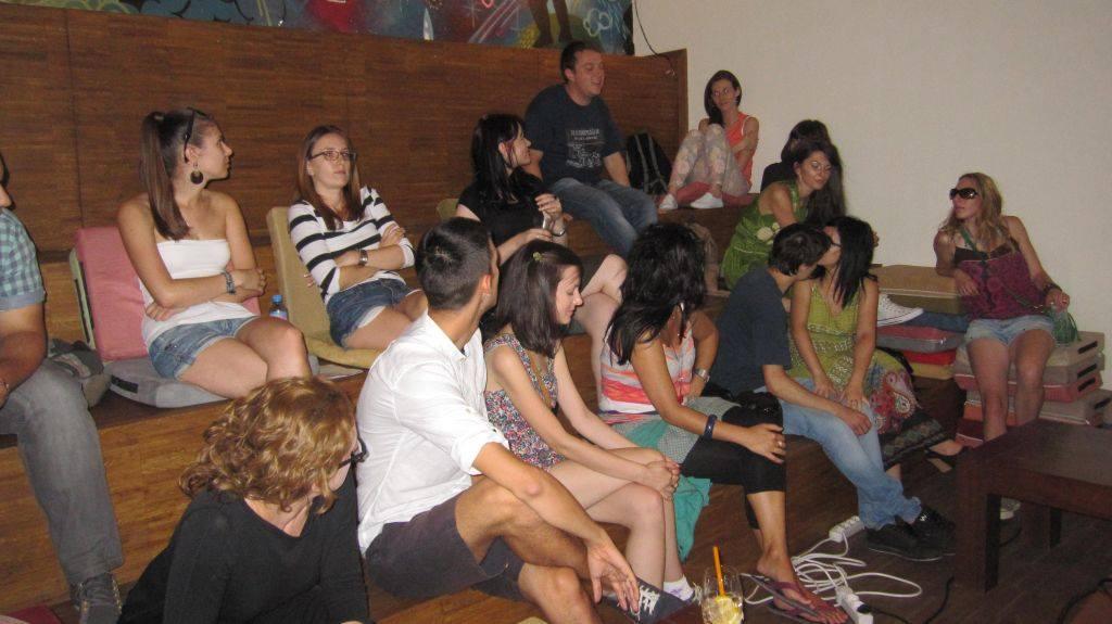 S-a deschis primul centru pentru voluntariat în cultură din Cluj