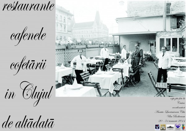La Casino, despre restaurante, cafenele şi cofetăriile de altădată