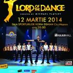 S-au pus vânzare biletele pentru spectacolul Lord of the Dance!