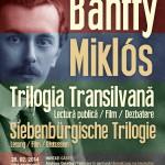 Trilogia Transilvană de Miklós Bánffy, lectură publică şi film documentar la Casa TIFF