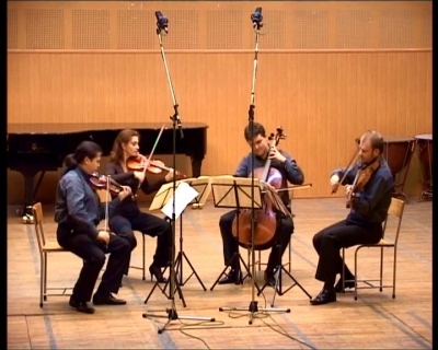 """Concert cameral la Academia de Muzică """"Gheorghe Dima"""""""