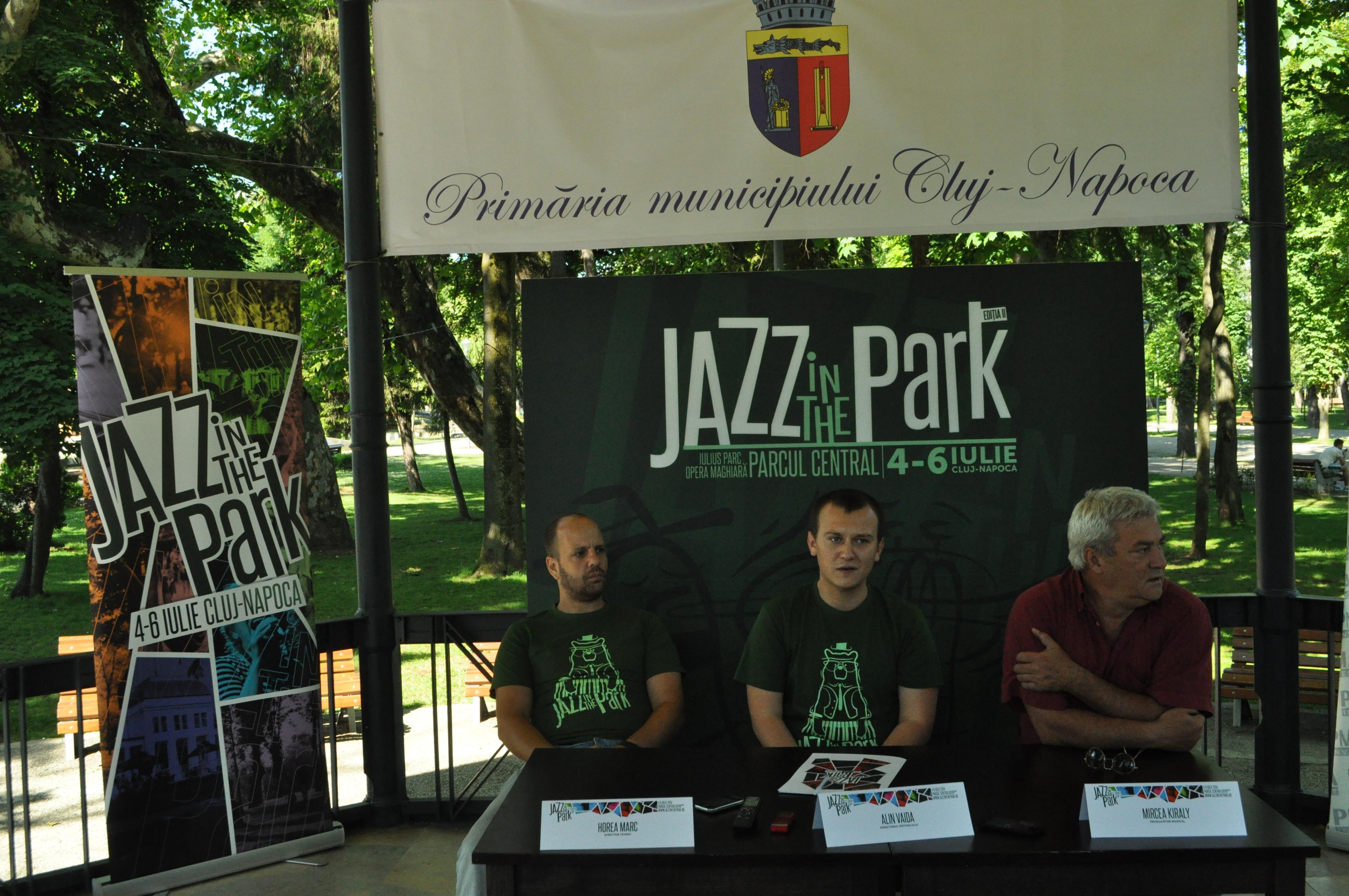 Alin Vaida, director Jazz in the Park: Vrem să fim cel mai prietenos festival de muzică deşteaptă