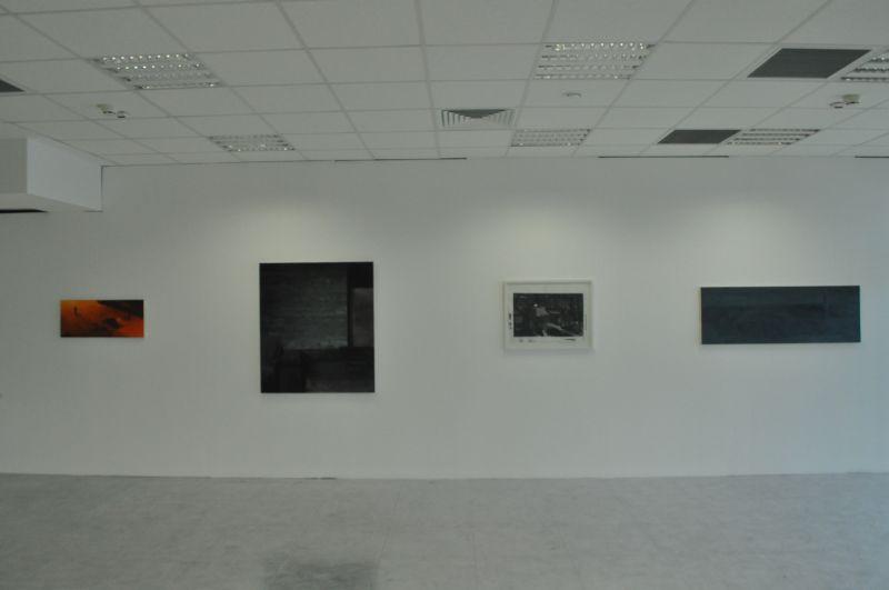 Lucrări ale Generaţiei 2000 Cluj expuse la The Office. VEZI picturile renumitului Adrian Ghenie