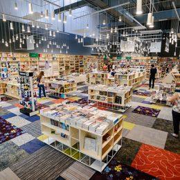 O nouă librărie Cărturești se deschide în galeria comercială Platinia
