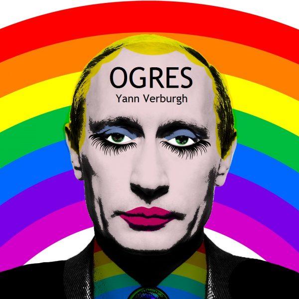 Warhol - Drag Putin