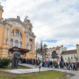 """""""The Armed Man: a Mass for Peace"""", deschide stagiunea lirică la Opera Română. S-a lansat și Clubul Pro Opera Transilvania"""