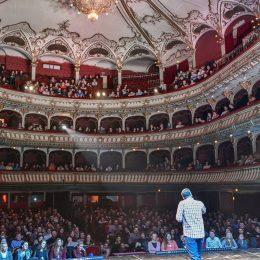O nouă ediție a Întâlnirilor Internaționale de la Cluj la Teatrul Național. Vezi programul complet