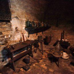 Istoria otrăvurilor, noua expoziție temporară de la Muzeul Farmaciei-FOTO