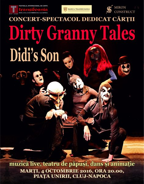 Afis Dirty Granny Tales FICT 2016