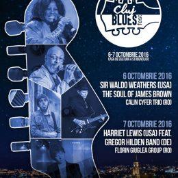 Câștigătorii concursului de invitații la Cluj Blues Fest 2016