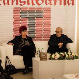 Întâlnire plină de emoție cu Andrei Codrescu la FICT
