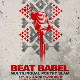 Beat Babel. Performance multilingv de poetry slam