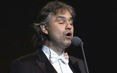 Artist de talie mondială la Cluj. Concert Bocelli pe Cluj Arena