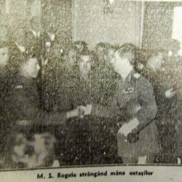 ISTORIA CLUJULUI (XIV) M.S. Regele a petrecut Crăciunul cu soldaţii la Oradea şi Cluj