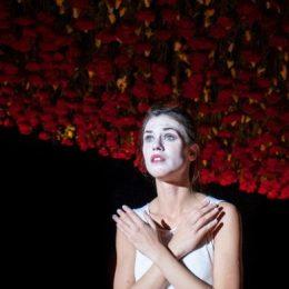 INTERVIU Ana Ularu: teatrul nu va muri niciodată