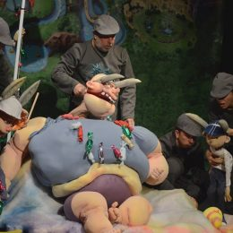 """Pinocchio revine pe scena Teatrului """"Puck"""" într-o viziune actuală"""