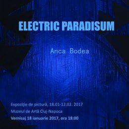 ELECTRIC PARADISUM, expoziție la Muzeul de Artă