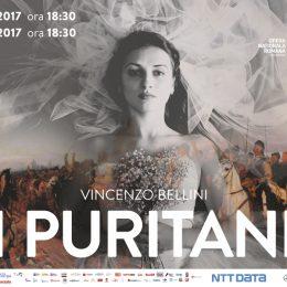 """Mărțișor liric emoționant de 8 Martie: """"I PURITANI"""", de Vincenzo Bellini, ultima reprezentație"""