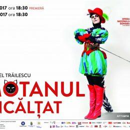 """După 20 de ani. """"MOTANUL ÎNCĂLȚAT"""", prima premieră lirică a anului la Opera Română"""