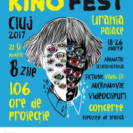 Maratonul Kinofest, Cluj 2017. Filme, expozitie de grafică, concerte