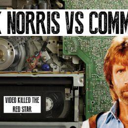 """Documentarul """"Chuck Norris vs Communism"""", proiecție cu Cinemobilul în Hoia"""