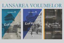 """Trei cărți mult așteptate, """"Povești despre Cluj"""", vol 1 și 2 și ghidul """"Re-descoperind Clujul"""", lansate la Book Corner"""