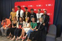 Radu Lărgeanu, actor la TNC selectat la #TIFF16: întâlnirile au fost esențiale pentru actorii tineri