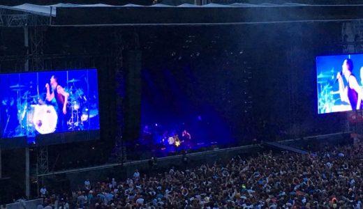 FOTO / VIDEO Concert de neuitat al trupei Depeche Mode