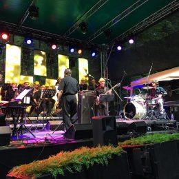 Jazz in the Park 2017. Concert aniversar superb al orchestrei clujene BIG BAND GAIO