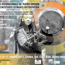 Teatrul SHOSHIN. Rezidențele internaționale de la Chidea