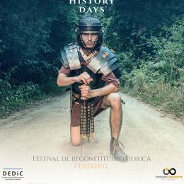 Cum se luptau romanii cu dacii. Trei zile de reconstituiri istorice și dialoguri la Transylvania History Days