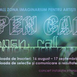 Zona Imaginarium, open call pentru artiștii vizuali