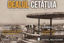 """""""Dealul Cetățuia"""", tur ghidat gratuit al Asociației Vechiul Cluj"""