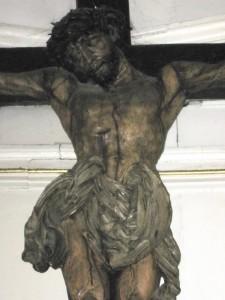 Crucifix Biserica Franciscană Cluj