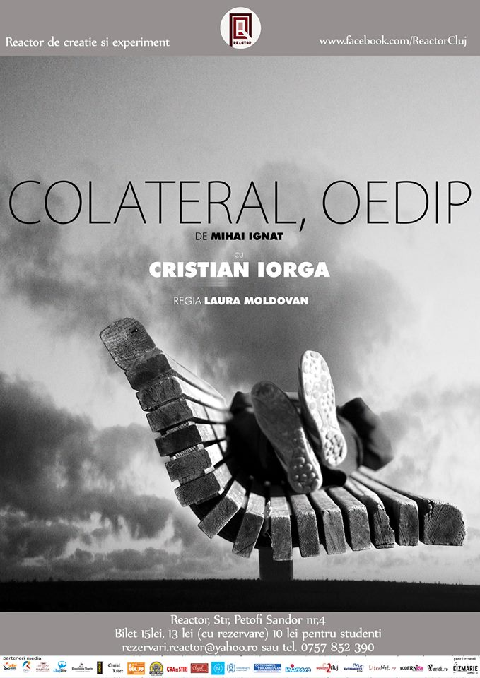 afis Colateral, Oedip
