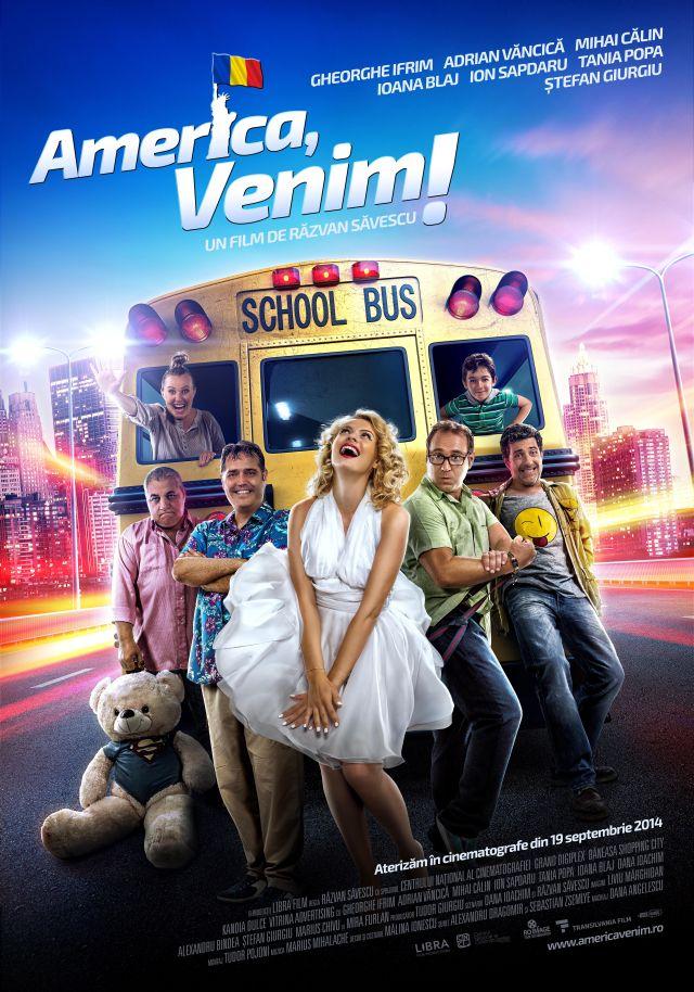 cronică de film america umorul și actorii clujulcultural ro