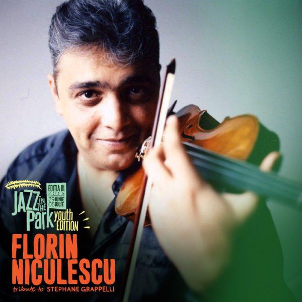 Florin Niculescu la Jazz in the Park 2015 (1)