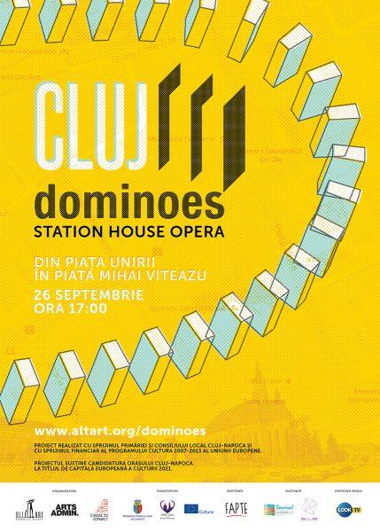 Afis - Cluj Dominoes
