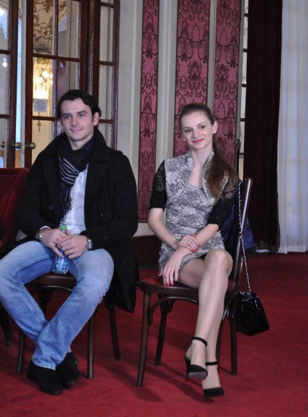 Dan Haja si Andreea Jura