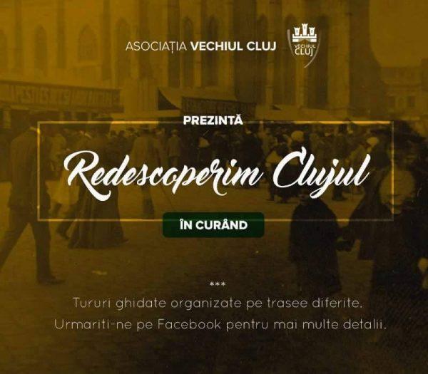 Redescoperim Clujul
