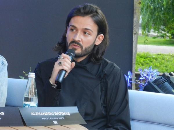 alexandru batinasMAGICIAN