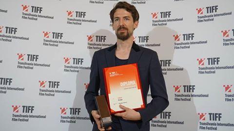 Bogdan Mirică a primit Trofeul Transilvania